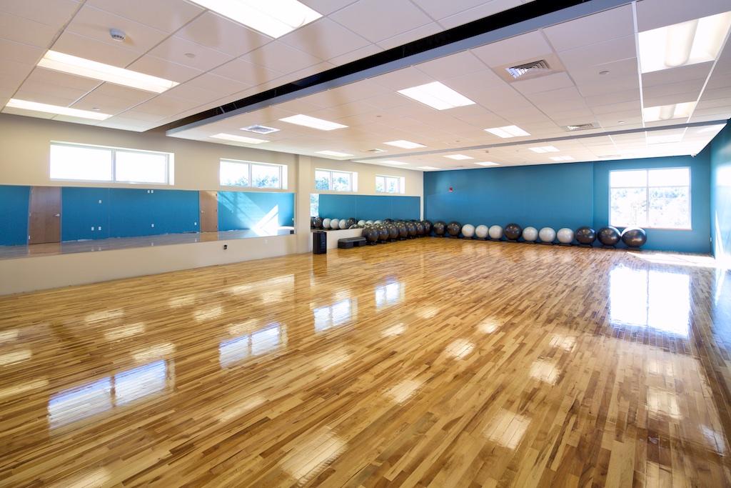 YMCA Exeter NH, Bruce Hamilton Architects