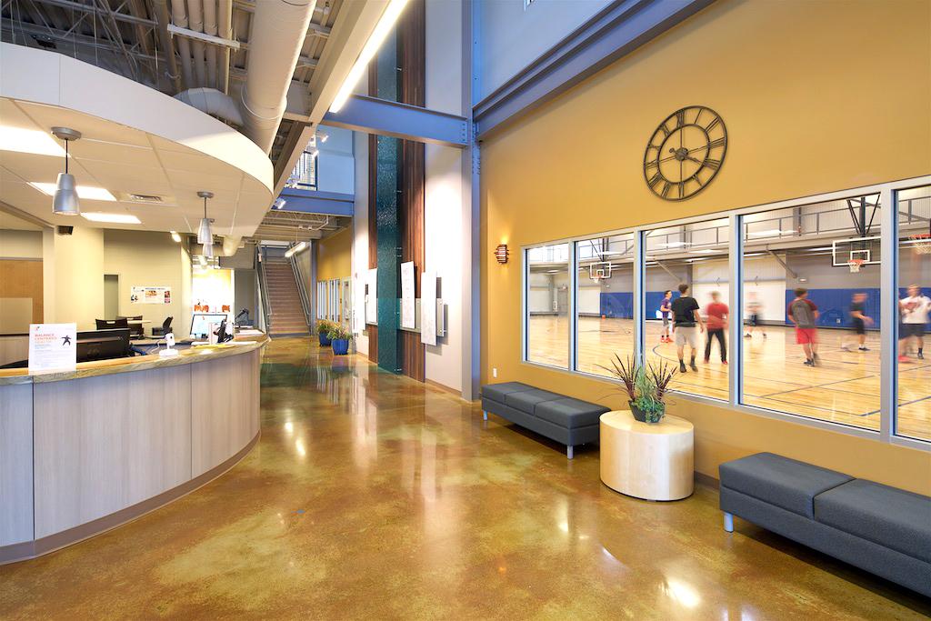 YMCA Exter NH, Bruce Hamilton Architects