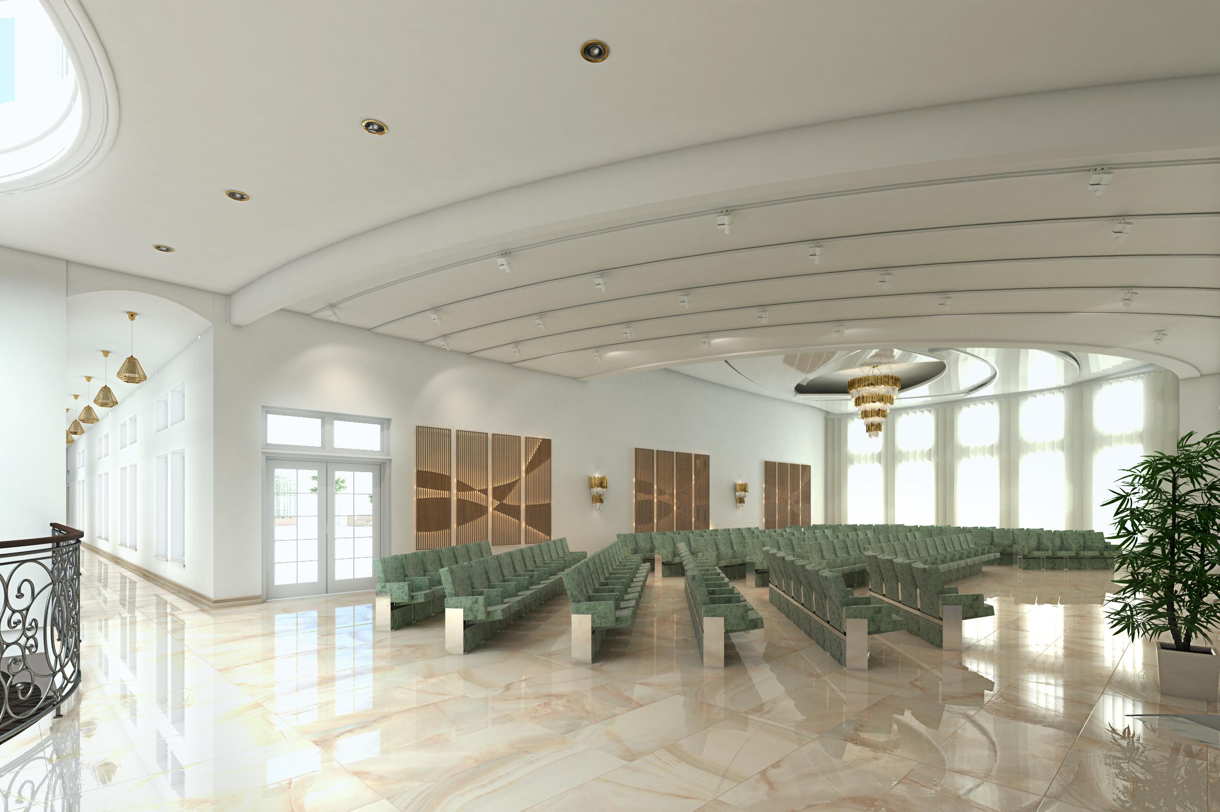 India Center, Bruce Hamilton Architects